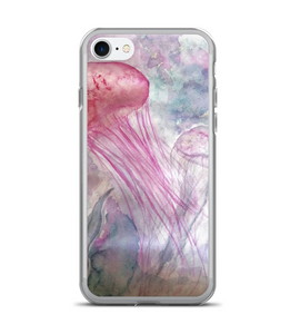 jellyfish cute Phone Case