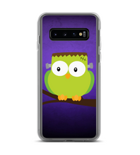 Halloween Frankenstein Owl Phone Case