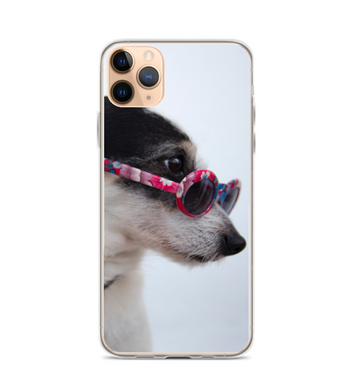 Funny little dog Phone Case