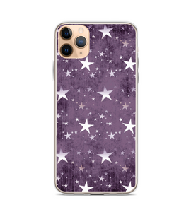 Star Rustic Print Pattern Phone Case