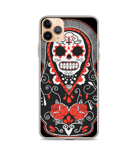 Mexican Skull Doll Phone Case