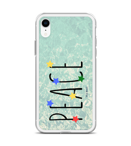 Peace. Digital Art Phone Case