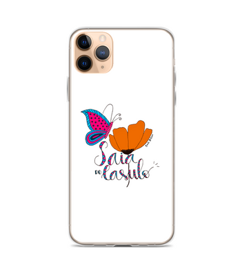 Saia do Casulo Phone Case