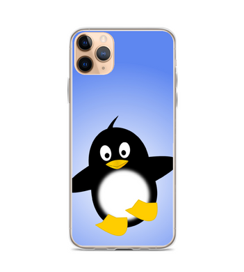 Penguin Animal Print Pattern Phone Case