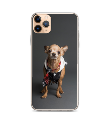 Dog Brown chihuahua Phone Case
