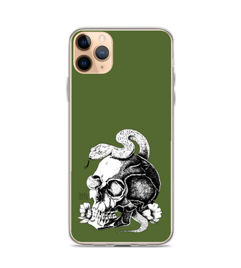 Snake&Skull Phone Case