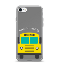 School Bus Print Pattern Phone Case