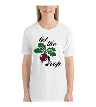 T-Shirt  Let The Beet Drop Chef Cook Farmers Market Customizable Personalized Gift For Her Gift For