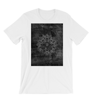 T-Shirt Mandala old black - 2020