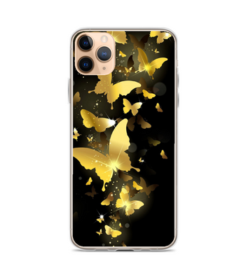 Butterflies Sparkle Animal Print Pattern Phone Case