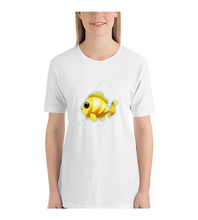 T-Shirt Gold fish solo
