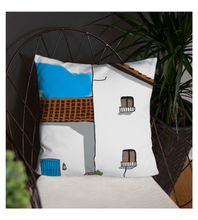 Throw Pillow Colonial House