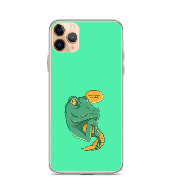 Crocodile? Mermaid? Phone Case
