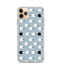 Sheep Lamb Print Pattern Phone Case
