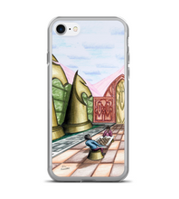 Dream with chess gamers surreal ambient Phone Case