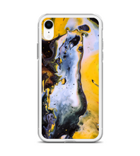 Marble Yellow Phone Case