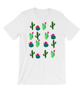 T-Shirt Good Vibration Cacti friends new year nature flower love green garden joy harmony boyfriends