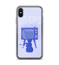 TV Cat Phone Case