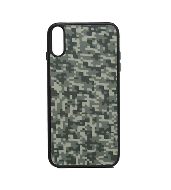 Phone Case Camo Digital Print