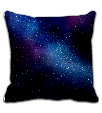 Throw Pillow Stars