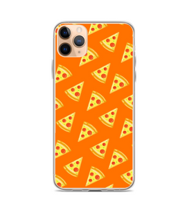 new pizza time pizza lover artishup up art delivery Phone Case