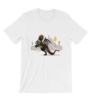 T-Shirt cute dragon