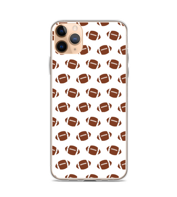 Football Print Pattern Phone Case