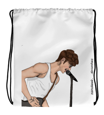 Drawstring Gym Bag Shawn Mendes
