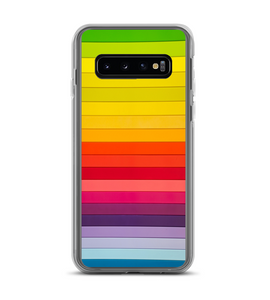LGBTQ rainbow colorful alternative gay life hapiness Phone Case