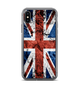 British Rustic London Flag Phone Case