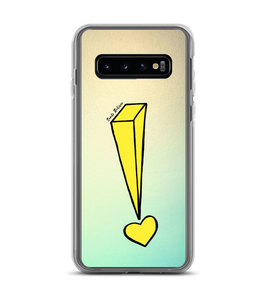 Expressing Emotions. Illustration made by hand and digitally finalized. Phone Case