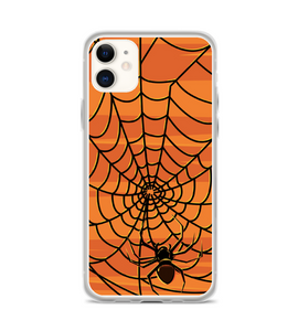 Spider Web Festive Halloween Phone Case