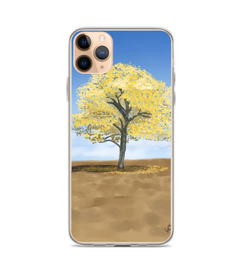 tree Ipê art nature Phone Case