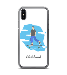 Skateboard-Time1 Phone Case