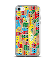 Casas coloridas 2a - Menores Phone Case