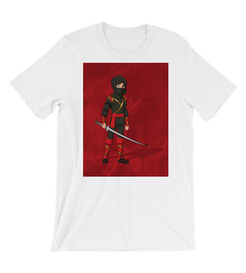 T-Shirt young samurai