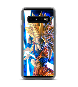 Goku_Sayajin_3 Phone Case
