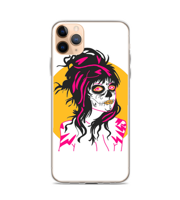 Mexican Skull Girl Phone Case