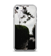 Cloudy Sky Silhouette Phone Case