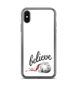 Christmas Believe Bell Phone Case