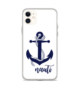 Nauti Anchor Nautical Phone Case