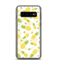 Pineapple Vector Print Pattern Phone Case