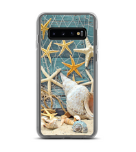 Beach Starfish Print Phone Case