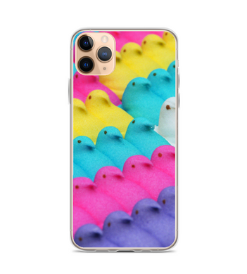 Peeps Chicks Easter Print Pattern Phone Case