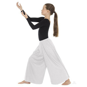 Liturgical Praise Dance Palazzo Pants in Girls and Ladies