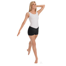 Dance Shorts with V Waistband in Girls and Ladies