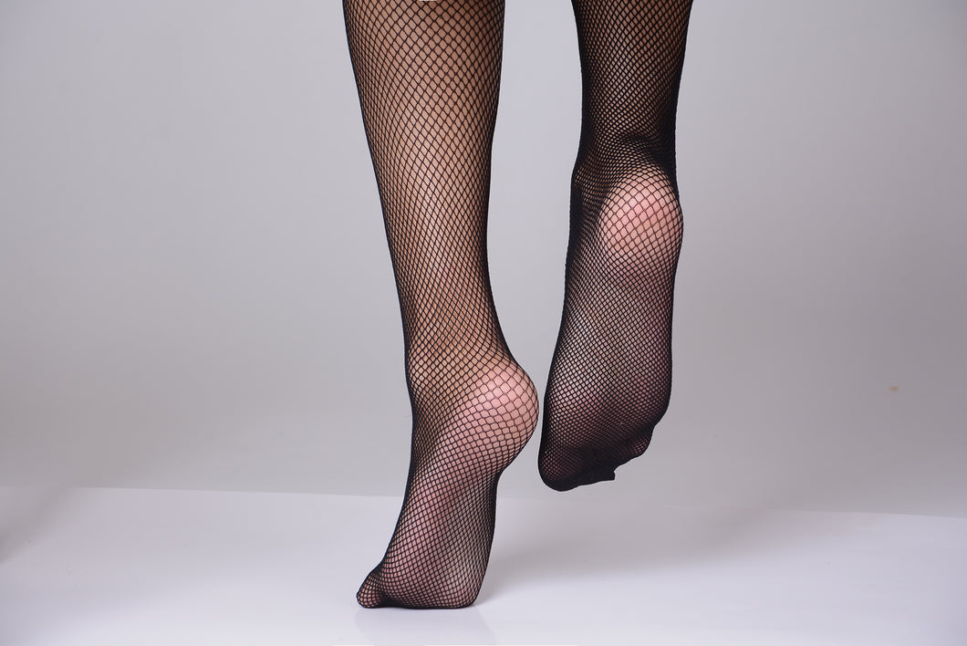 NeauxLa Dancewear Child Fishnets No Backseam