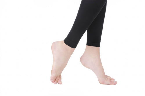 NeauxLa Dancewear Adult footless tights in Two Colors