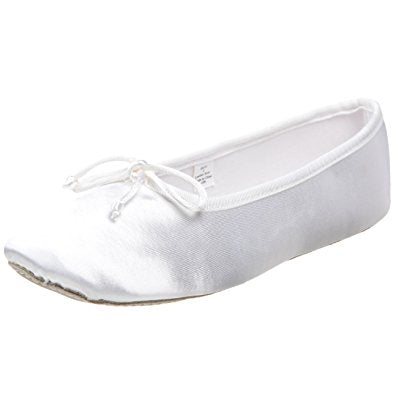 Dance Class Satin Ballet Shoes