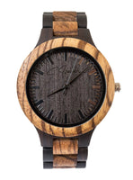 The Elegance - All Wood Watch